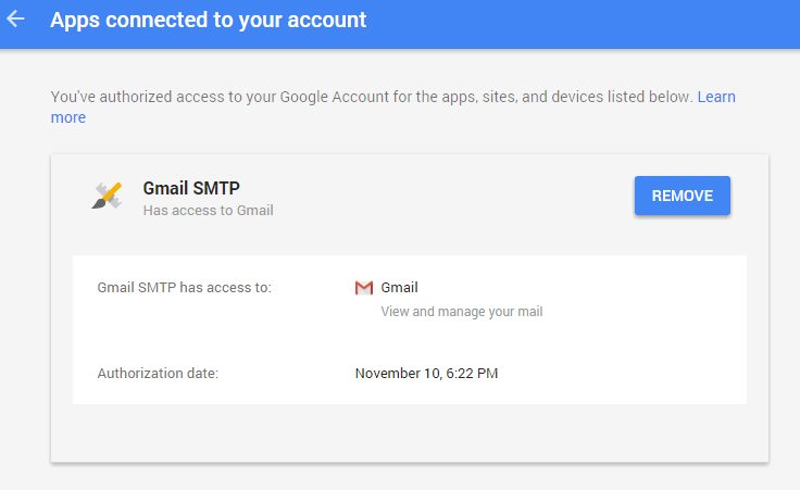 Use Gmail SMTP to Send wordpress Email
