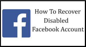 Recover facebook admin fan pages