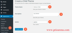 One+click+Child+theme